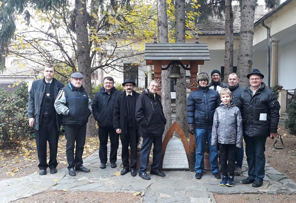 A Gyulafehérváron tanácskozó egyháztörténészek