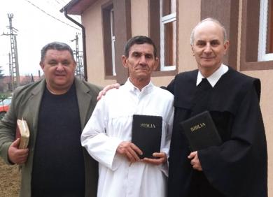 szatmárnémeti baptista gyülekezet versek