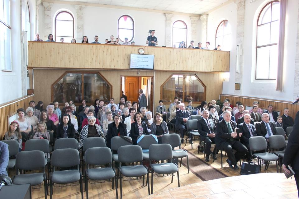 A gyülekezet