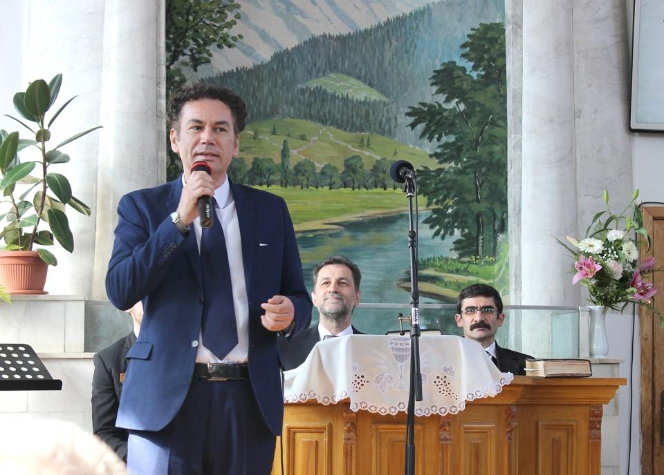Török László, polgármester